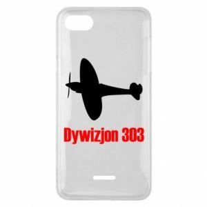 Phone case for Xiaomi Redmi 6A Division 303 - PrintSalon