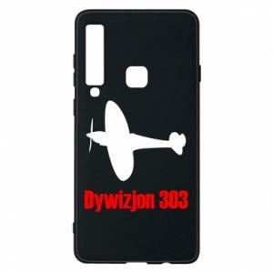 Phone case for Samsung A9 2018 Division 303 - PrintSalon