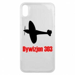 Etui na iPhone Xs Max Dywizjon 303