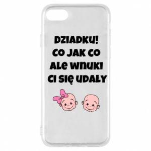 Phone case for iPhone 7 Grandpa!