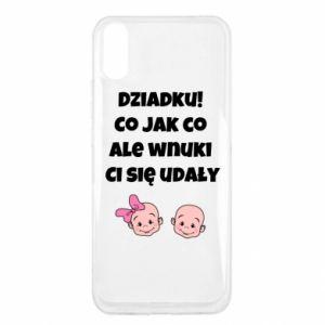 Xiaomi Redmi 9a Case Grandpa!
