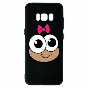 Etui na Samsung S8 Dziecko