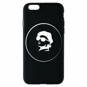 iPhone 6/6S Case Girl in glasses
