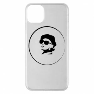 iPhone 11 Pro Max Case Girl in glasses