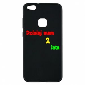 Phone case for Huawei P10 Lite I'm two years old today
