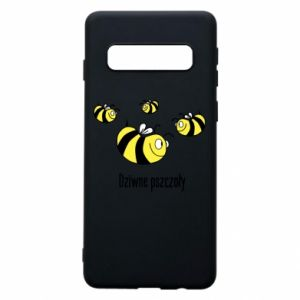 Phone case for Samsung S10 Strange bees