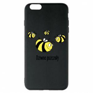 Etui na iPhone 6 Plus/6S Plus Dziwne pszczoły
