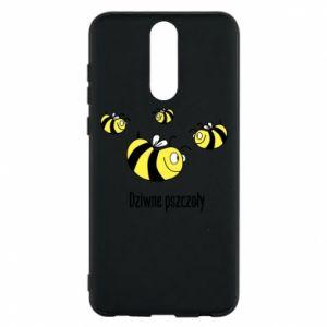 Etui na Huawei Mate 10 Lite Dziwne pszczoły