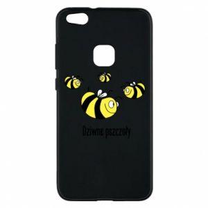 Etui na Huawei P10 Lite Dziwne pszczoły