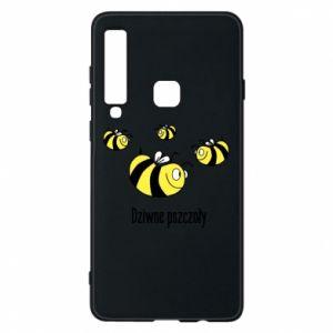 Etui na Samsung A9 2018 Dziwne pszczoły