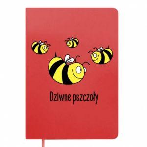 Notes Dziwne pszczoły
