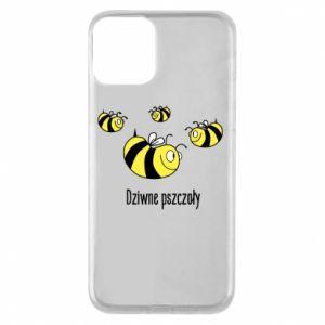 Etui na iPhone 11 Dziwne pszczoły