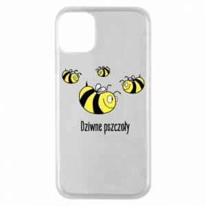 Etui na iPhone 11 Pro Dziwne pszczoły