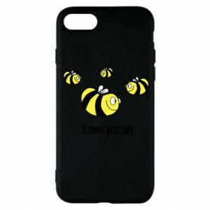 Etui na iPhone 8 Dziwne pszczoły