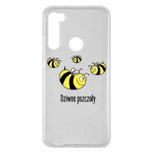 Etui na Xiaomi Redmi Note 8 Dziwne pszczoły