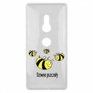 Sony Xperia XZ2 Case Strange bees