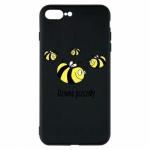 Etui na iPhone 8 Plus Dziwne pszczoły