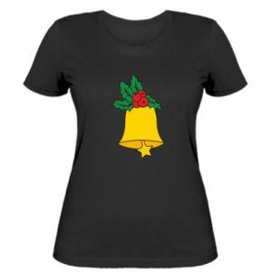 Women's t-shirt Bell