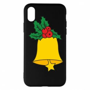 Phone case for iPhone X/Xs Bell