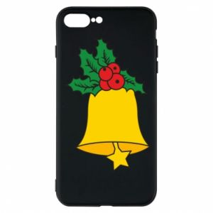 Phone case for iPhone 8 Plus Bell