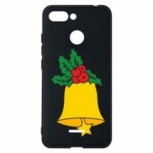 Phone case for Xiaomi Redmi 6 Bell