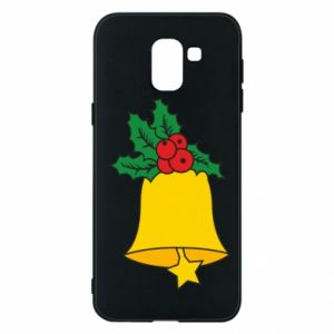 Phone case for Samsung J6 Bell