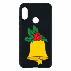 Phone case for Mi A2 Lite Bell