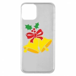 Phone case for iPhone 11 Christmas bells