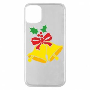 Phone case for iPhone 11 Pro Christmas bells