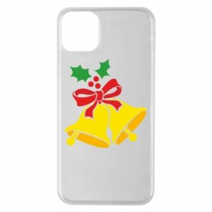 Phone case for iPhone 11 Pro Max Christmas bells