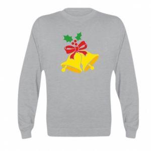 Kid's sweatshirt Christmas bells