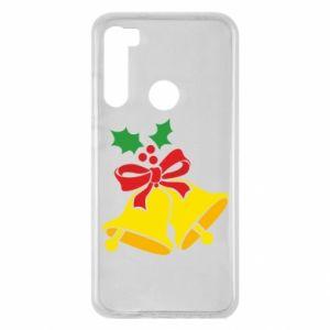 Xiaomi Redmi Note 8 Case Christmas bells