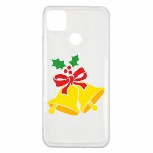 Xiaomi Redmi 9c Case Christmas bells