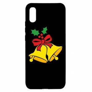 Xiaomi Redmi 9a Case Christmas bells