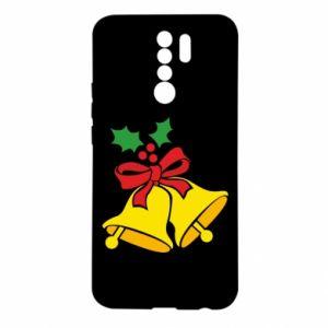 Xiaomi Redmi 9 Case Christmas bells
