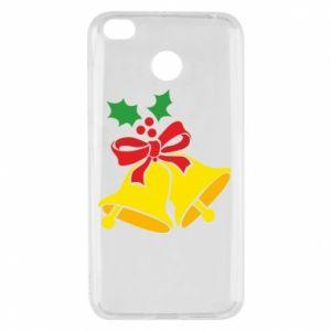 Xiaomi Redmi 4X Case Christmas bells