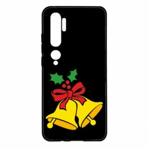 Xiaomi Mi Note 10 Case Christmas bells