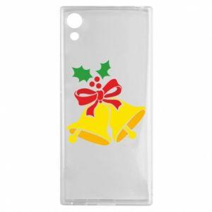 Sony Xperia XA1 Case Christmas bells