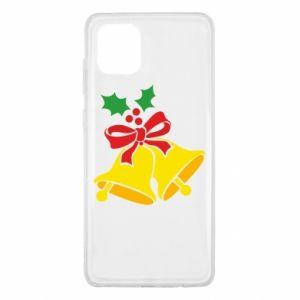 Samsung Note 10 Lite Case Christmas bells