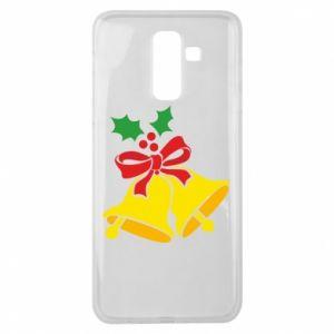 Samsung J8 2018 Case Christmas bells