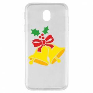 Samsung J7 2017 Case Christmas bells