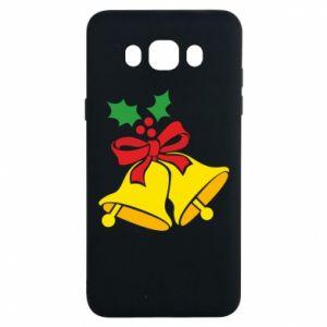 Samsung J7 2016 Case Christmas bells