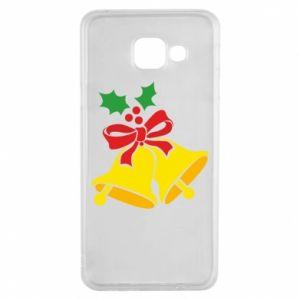 Samsung A3 2016 Case Christmas bells