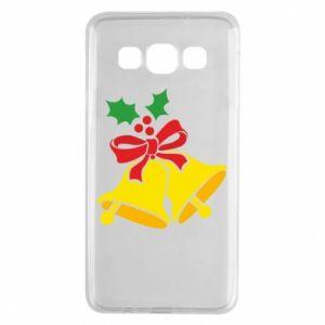 Samsung A3 2015 Case Christmas bells