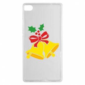 Huawei P8 Case Christmas bells