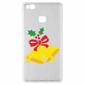 Huawei P9 Lite Case Christmas bells