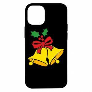 Etui na iPhone 12 Mini Dzwonki świąteczne
