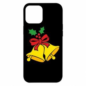 Etui na iPhone 12 Pro Max Dzwonki świąteczne