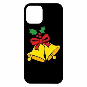 Etui na iPhone 12/12 Pro Dzwonki świąteczne