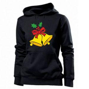 Women's hoodies Christmas bells
